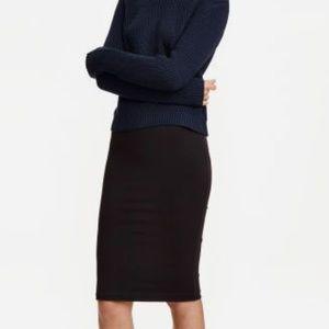 ‼️NWT Never worn‼️H&M Black Pencil Skirt